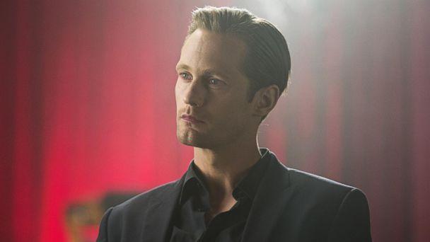 "PHOTO: Alexander Skarsgard as Eric Northman in ""True Blood."""
