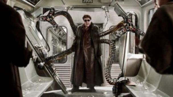 PHOTO: Alfred Molina appears as Dr. Otto Octavius