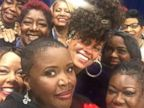 Alicia Keys Shares a Selfie With the Mothers of the Movement Group