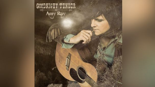 PHOTO: Amy Rays new album Goodnight Tender.