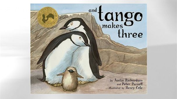 PHOTO: And Tango Makes Three, by Peter Parnell and Justin Richardson