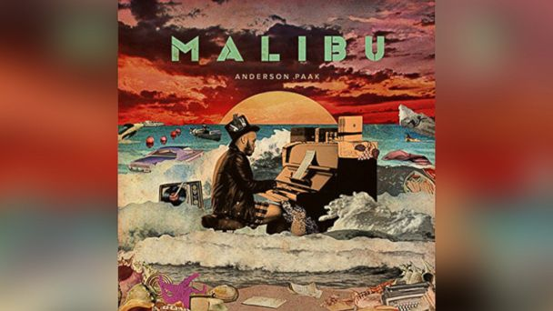 PHOTO: Anderson .Paak - Malibu