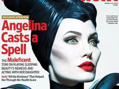Angelina Jolie: Why My Daughter Had to Be in My New Movie