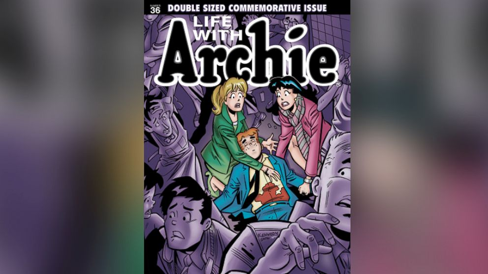 PHOTO: Archie Comics will kill off Archie in July.