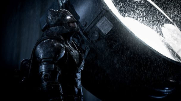 PHOTO: Ben Affleck is seen here as Batman in
