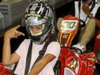 Beyonce Went Go-Karting with Blue and Jay Z