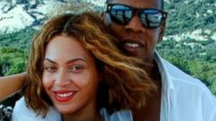 PHOTO: Beyonce posted this photo with Jay-Z to her website, Sept. 16, 2014.