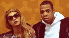 Jay Z and Beyonce Welcome the Weekend