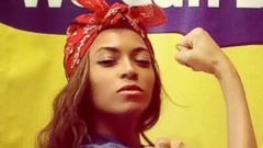 Beyonce Takes On Rosie the Riveter