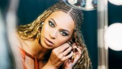 Beyonce Shares Candid Selfie