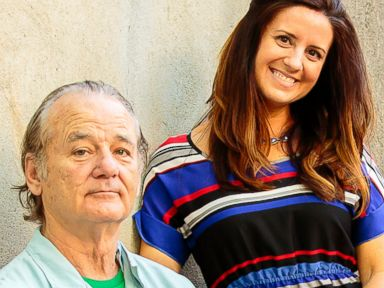 See Bill Murray Crash a Couple's Engagement Photo Shoot