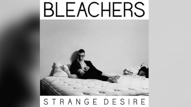 "PHOTO: Bleachers ""Strange Desire."""