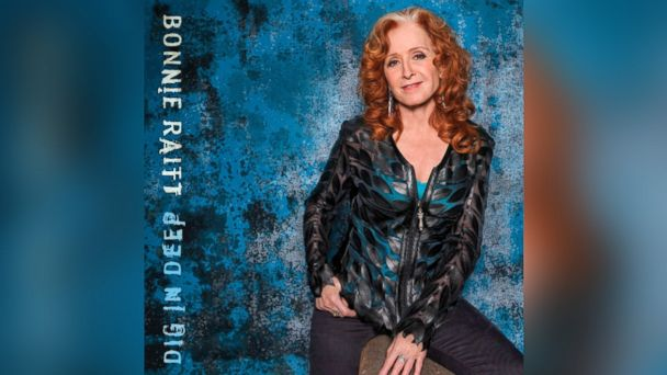"PHOTO: Bonnie Raitt - ""Dig In Deep"""