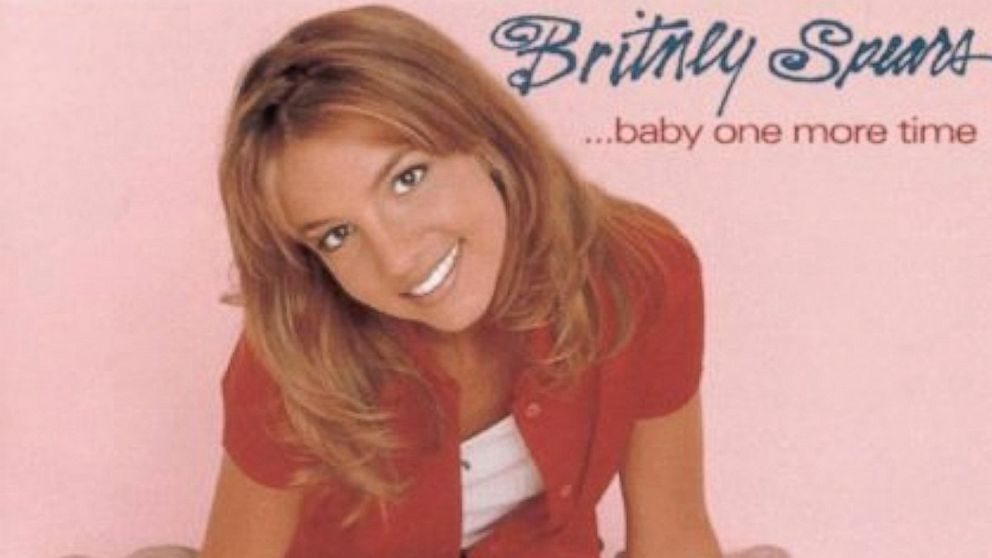 Britney Spears Baby One More Time PHOTO Britney Spears 1999