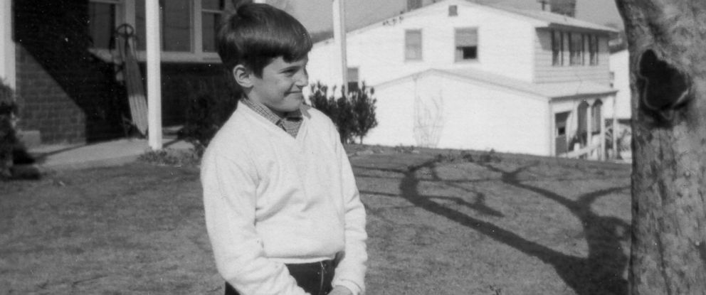 PHOTO: Bruce Jenner is shown here at age 10 in this undated childhood family photo.