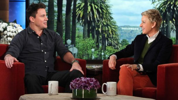 HT channing tatum ellen baby sk 140206 16x9 608 Channing Tatum Reveals Babys Sure Fire Sleep Remedy