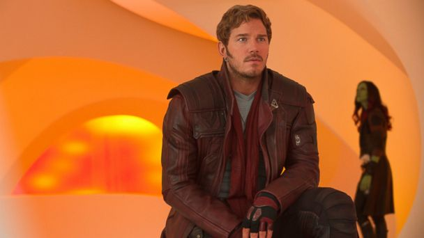 PHOTO: Chris Pratt as Peter Quill/Star-Lord in