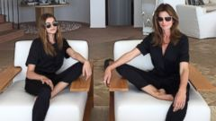 Cindy Crawford Twins With Her Lookalike Daughter Kaia