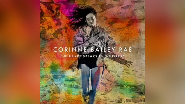"PHOTO: Corinne Bailey Rae - ""The Heart Speaks In Whispers"""