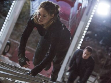 'Divergent' Director on Film Being Called the Next 'Twilight'