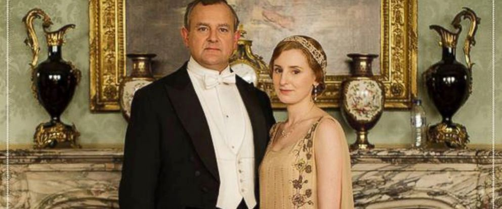 PHOTO: Downton Abbey Season 5 promo.
