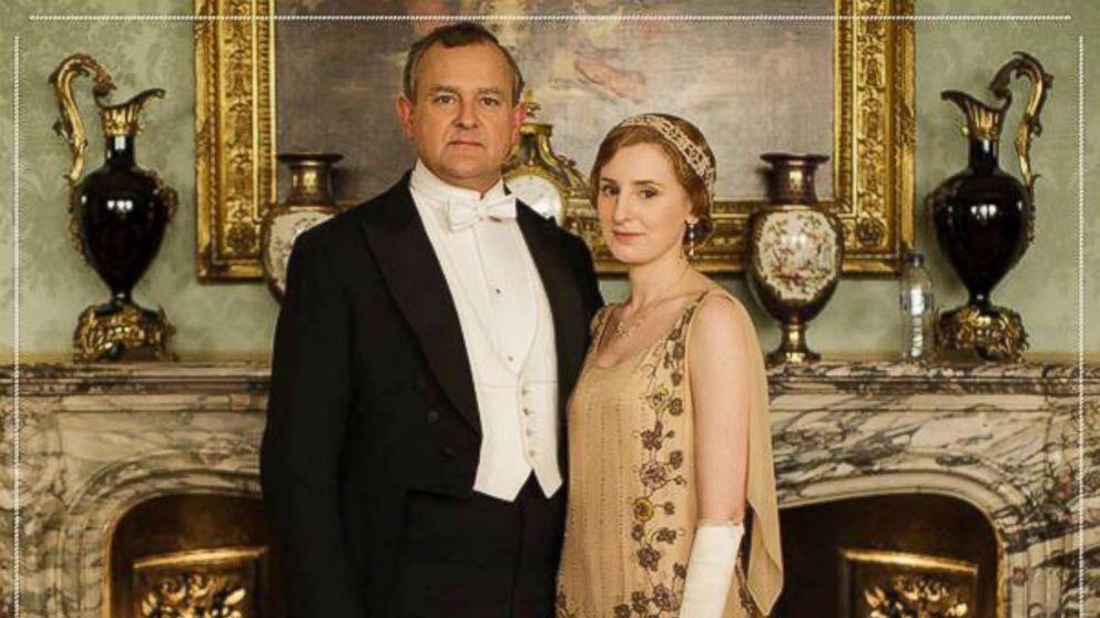 PHOTO: Downton Abbey Season 5 promo.