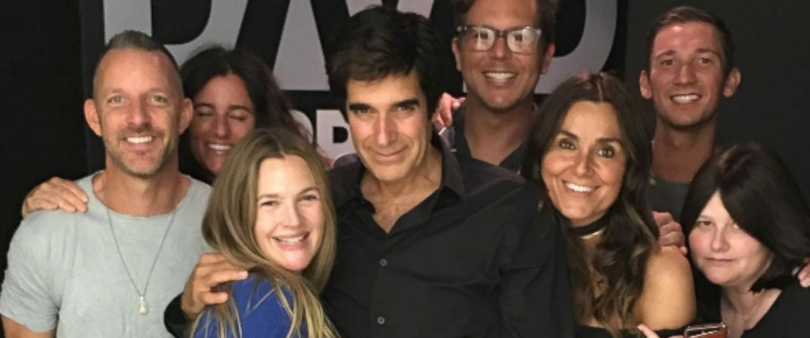 david copperfield videos at abc news video archive at abcnews com drew barrymore and friends go on epic vacation to las vegas