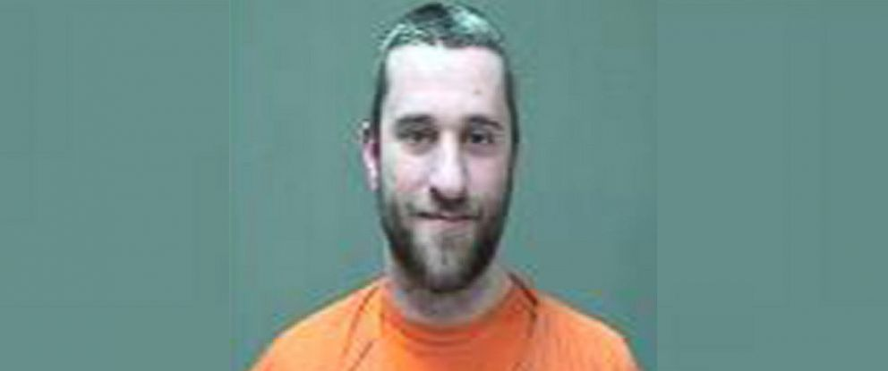 PHOTO: This booking photo provided by the Ozaukee County Sheriffs Office shows Dustin Diamond.