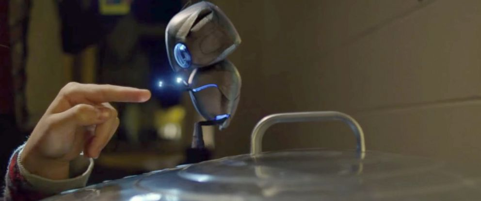 "PHOTO: Scene from the movie, ""Earth to Echo."""