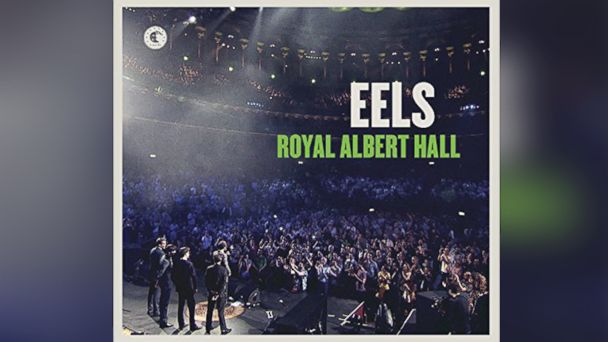"PHOTO: Eels ""Royal Albert Hall"""