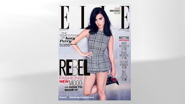 HT elle cover katie perry ml 130730 v4x3 16x9 608 Katy Perry on John Mayer, R Patz and More