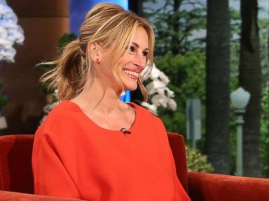 Julia Roberts Reveals Her Most 'Idiotic' Tattoo