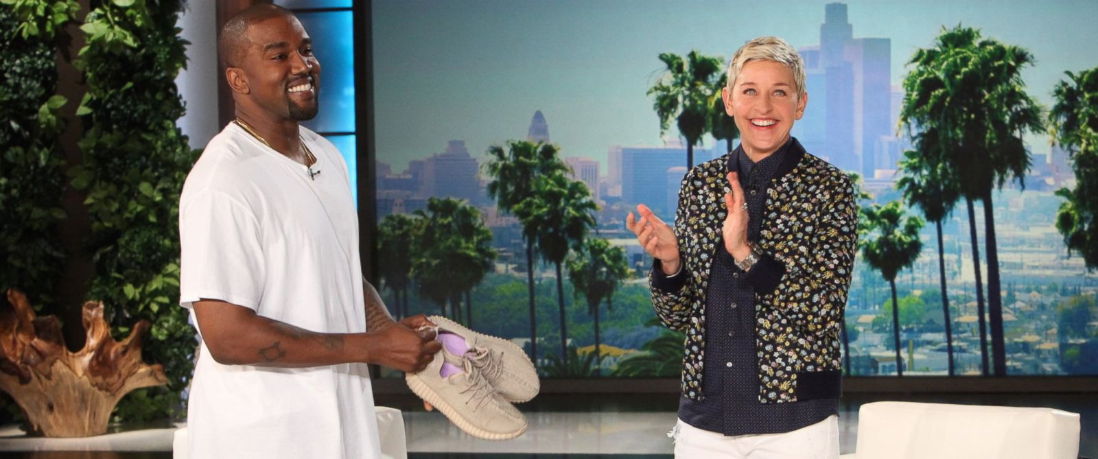 Kanye West on 'Ellen': What We Learned From His Rant - ABC ...