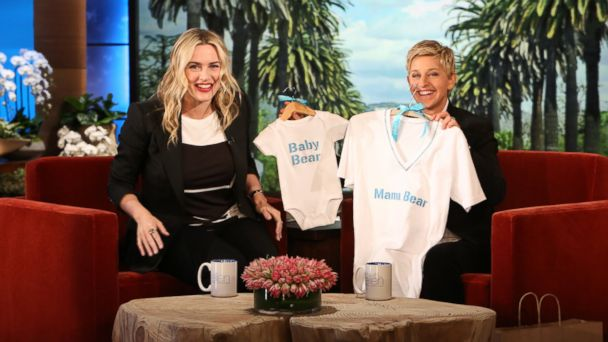 HT ellen mar 140318 16x9 608 Why Did Kate Winslet Name Her Baby Bear Blaze?
