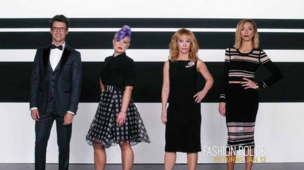 Fashion Police 2015 Full Episode new quot Fashion Police quot promo