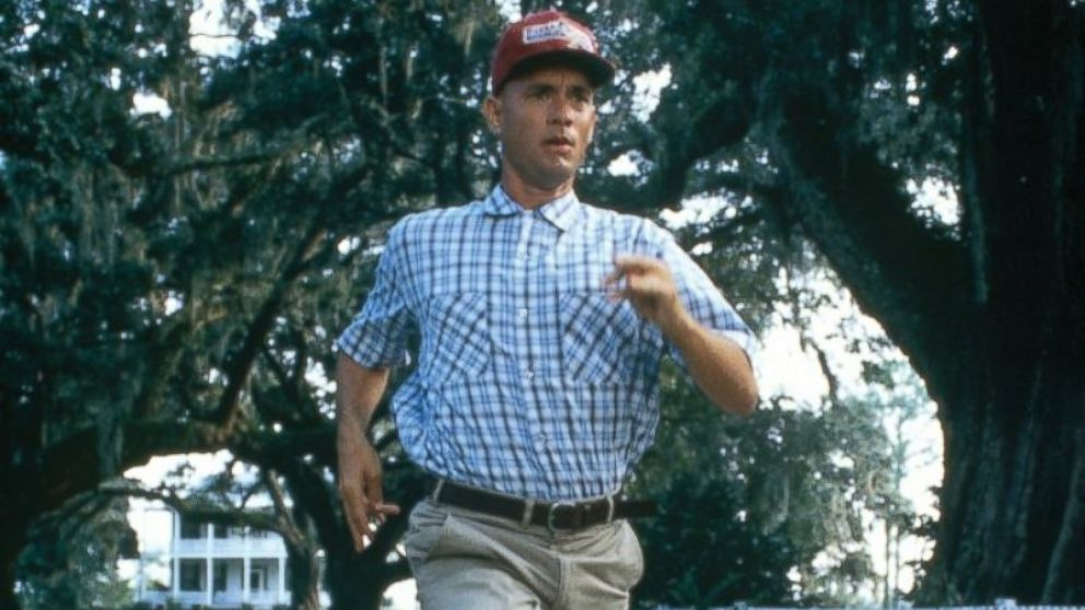 PHOTO: Tom Hanks  in Forrest Gump, 1994.