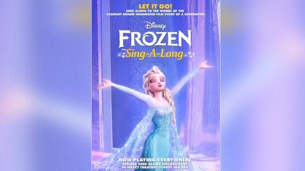 HT frozen sing a long blur jt 140130 16x9 608 Frozen Sing Along Arrives in Theaters