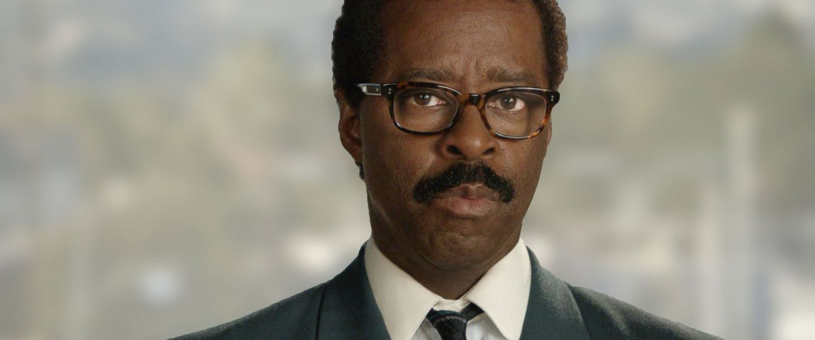 "PHOTO: Pictured is Courtney Vance as Johnnie Cochran in ""American Crime Story: The People v. O.J. Simpson."""