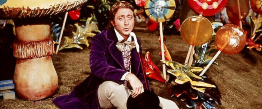"PHOTO: Gene Wilder is seen in a scene from ""Willy Wonka and the Chocolate Factory."""
