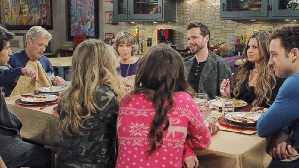 PHOTO: Girl Meets World Set