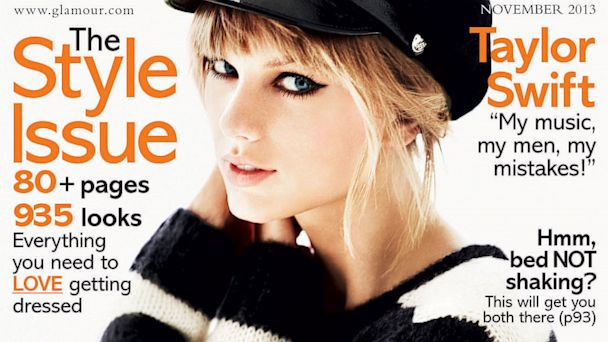 HT glamour britain cover lpl 130930 16x9 608 Guess What Word Taylor Swift Used to Describe Being Single