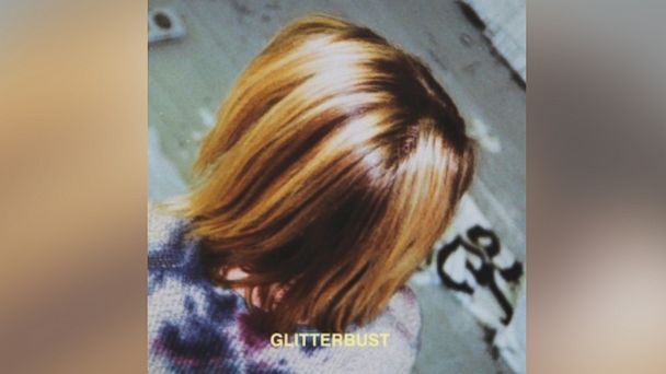 PHOTO:Glitterbust self-titled debut album