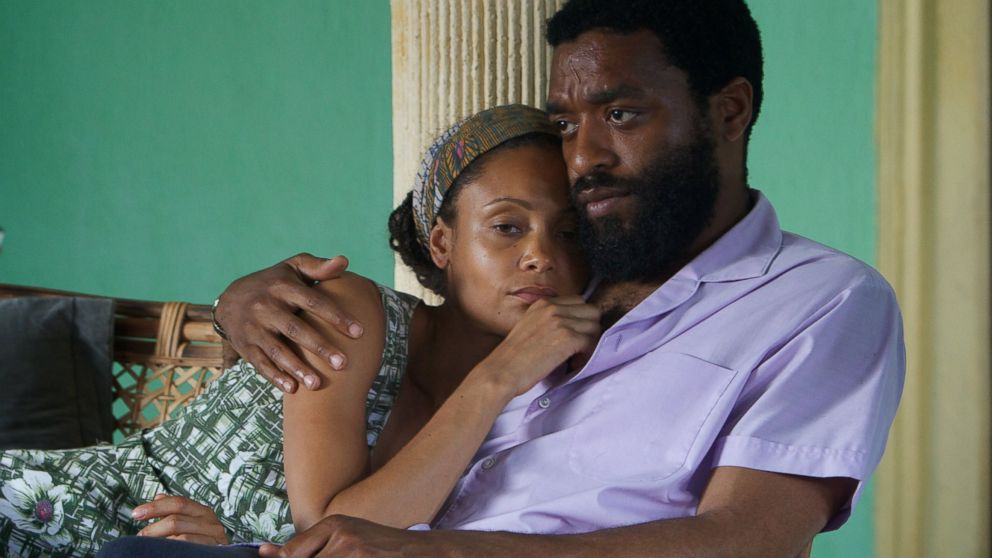 "PHOTO: Chiwetel Ejiofor in a film still from ""Half of a Yellow Sun."""