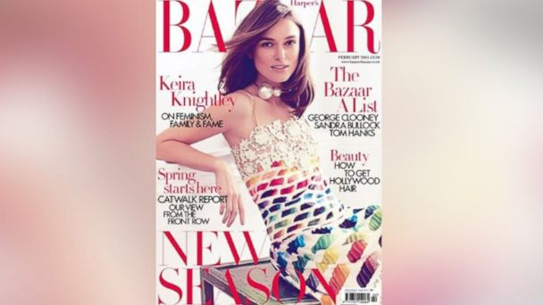 HT harpers bazaar knightley jtm 131230 16x9 608 Keira Knightley on Marriage, Guarding her Privacy