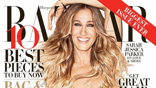 HT harpers bazaar sarah jessica parker cover thg 130806 16x9 608 Sarah Jessica Parker: I Love That Matthew Brodericks The Father of My Children