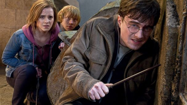 "PHOTO: A scene from ""Harry Potter and the Deathly Hallows: Part 2."""