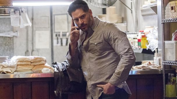 "PHOTO: Joe Manganiello as Alcide Herveaux in ""True Blood."""