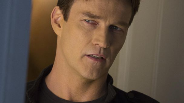 "PHOTO: Stephen Moyer as Bill Compton in ""True Blood."""