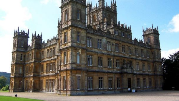 PHOTO: Highclere Castle