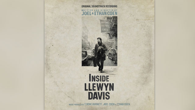 PHOTO: Inside Llewyn Davis: Original Soundtrack Recording.